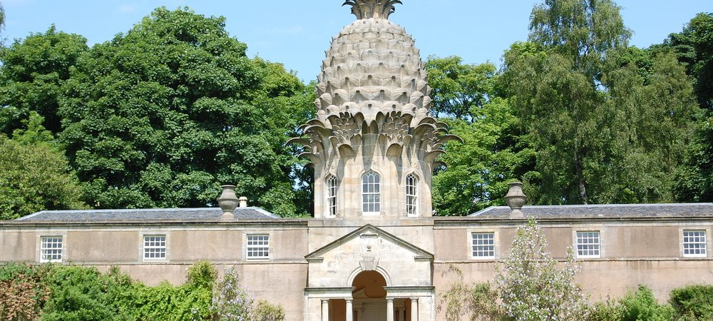 the Pineapple near Stirling