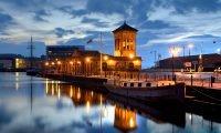The Port of Leith, Edinburgh
