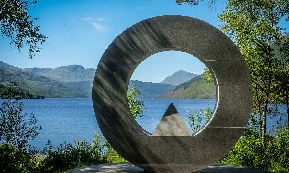 Loch Lomond lookout