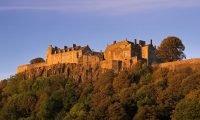 Stirling Castle, medieval Royal seat of Scotland