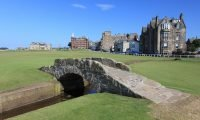 Swilken Bridge St Andrews