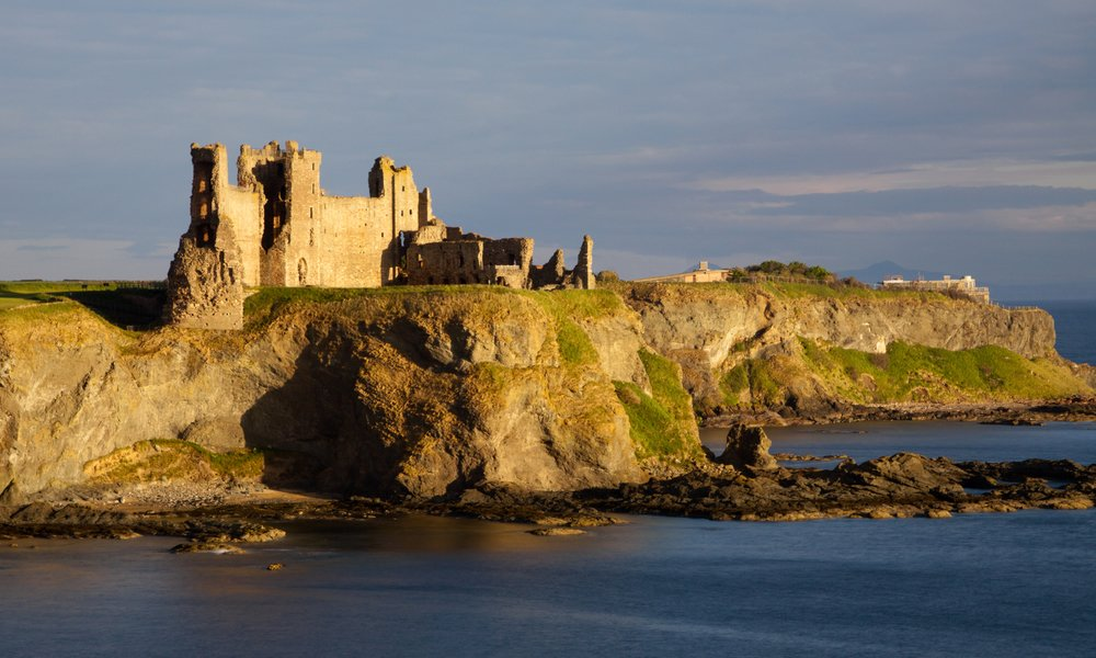 Tantallon Castle East Lothian