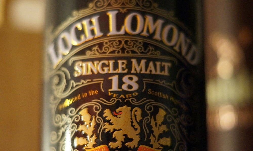 Loch Lomond Single Malt Whisky