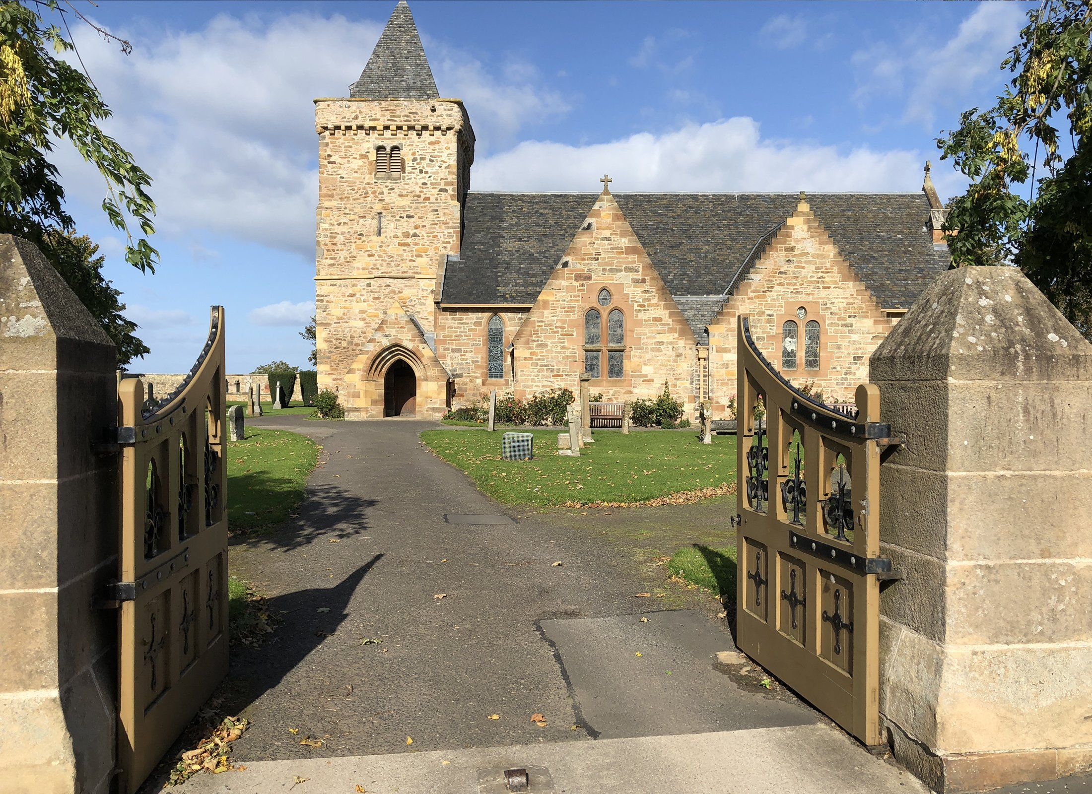 Aberlady Parish Church