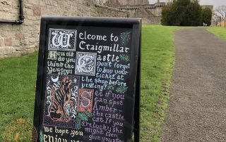Welcome to Craigmillar Castle