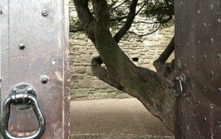 Craigmillar Castle Entrance