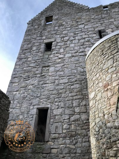 Craigmillar Castle towerhouse