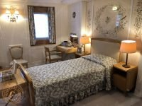 Royal Yacht Britannia Queens Bedroom