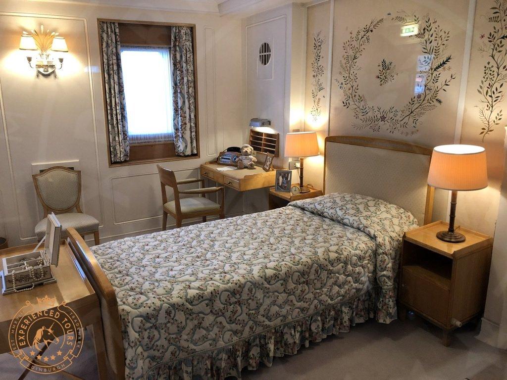 Royal Yacht Britannia Queens Bedroom