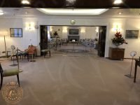 Royal Yacht Britannia Entrance and Lounge