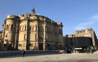 McEwan Hall Edinburgh