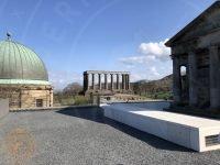 Calton Hill Monument of Scotland