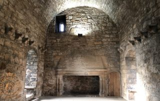 Craigmillar Castle Lords Hall
