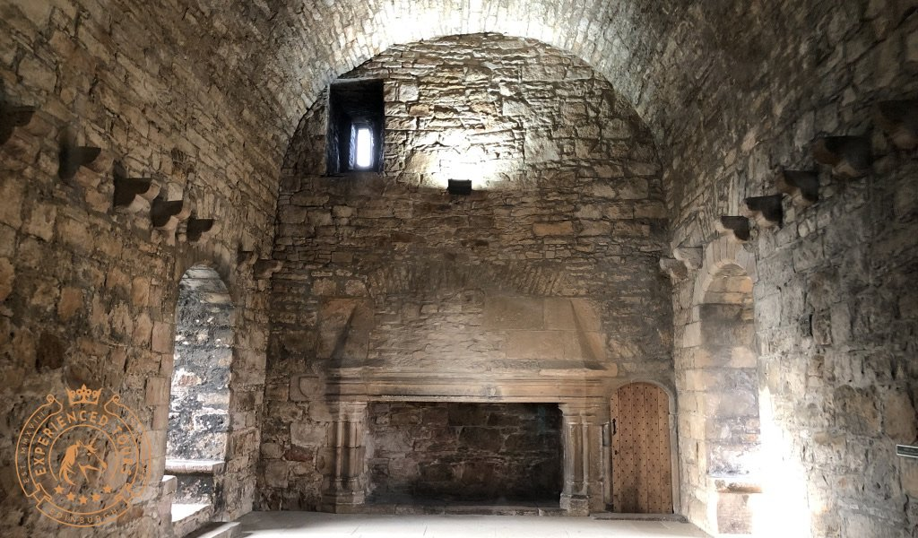 Craigmillar Castle Lords Hall
