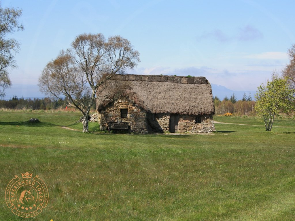 Leanach Cottage at Culloden