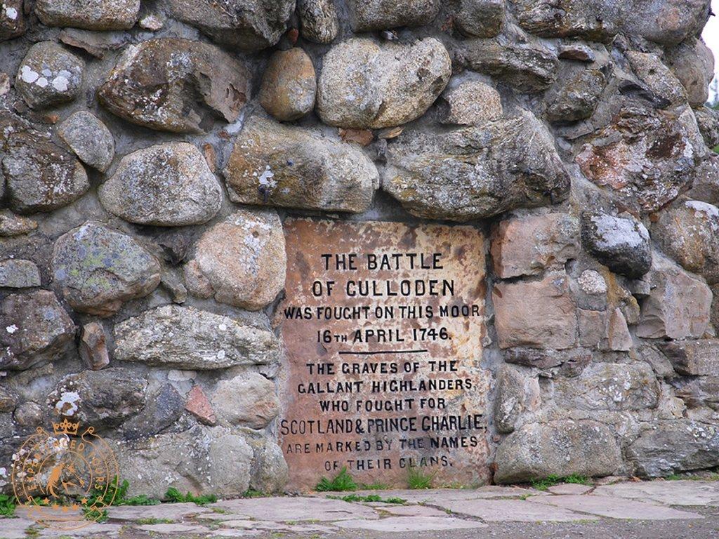 Culloden Battle Cairn