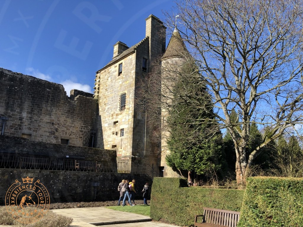 Falkland Palace Reconstructed Tower House