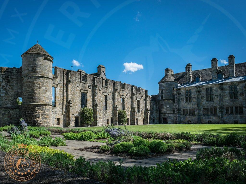 Falkland Palace header image