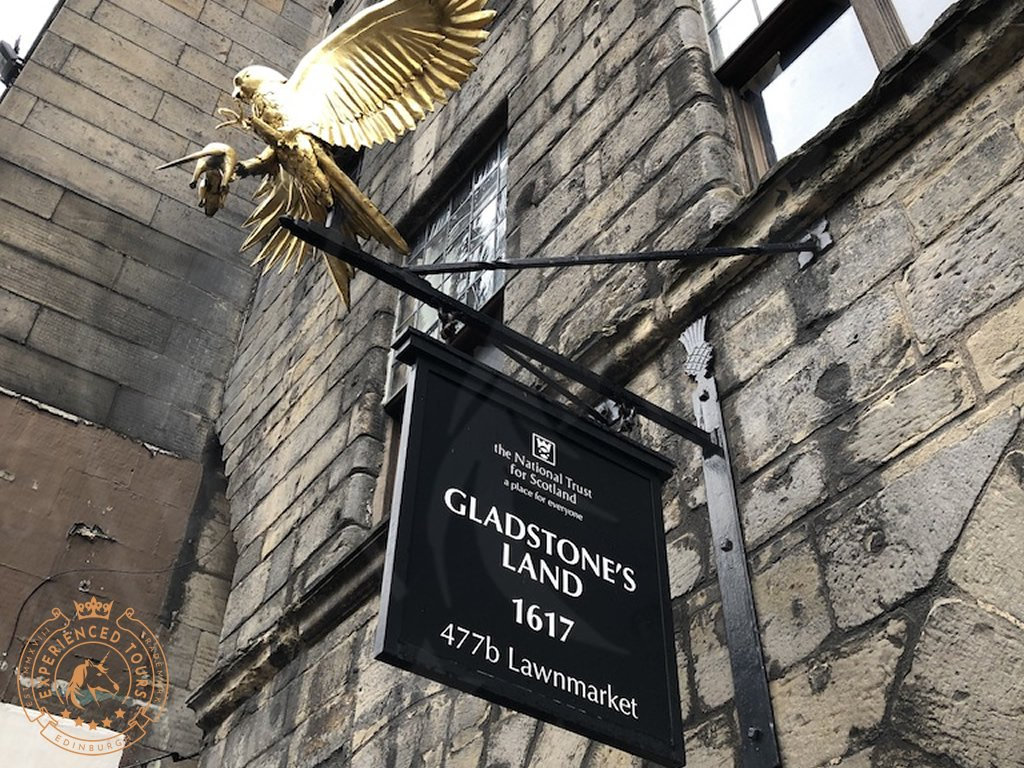 Gladstone's Land Golden Eagle