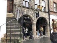 Gladstone's Land Entrance