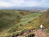 View to Leith from Arthur's Seat