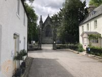 Cathedral Street and Entrance