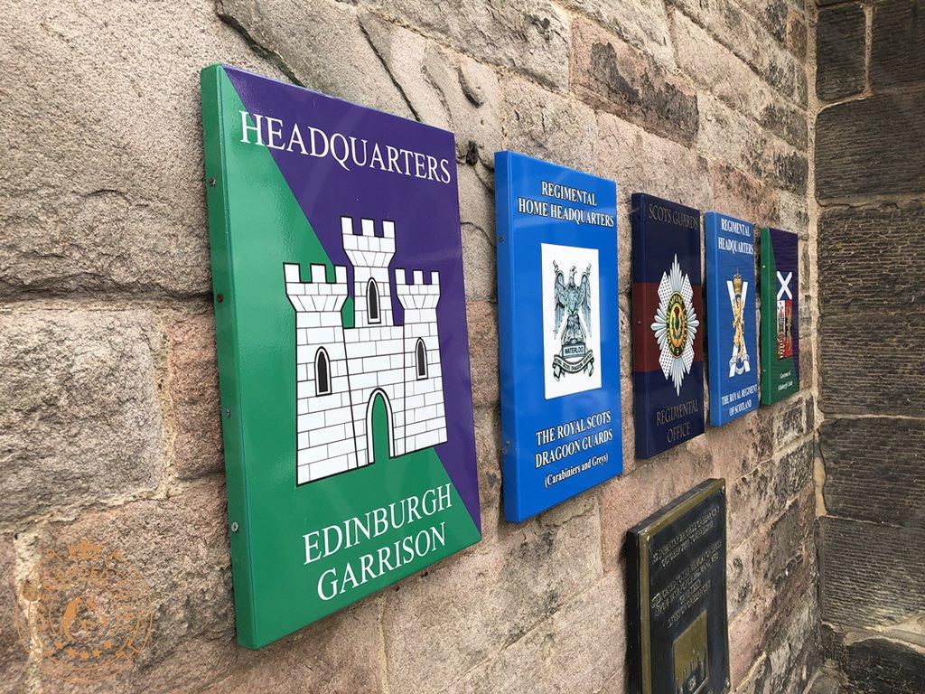 Headquarters of the Edinburgh Garrison