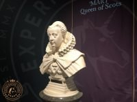 Mary Queen of Scots Bust