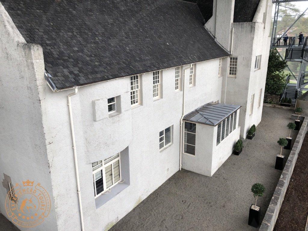Hill House facade
