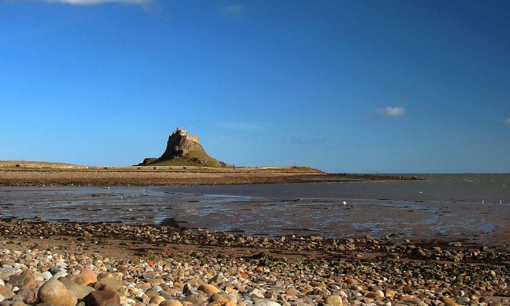 Lindisfarne image for navigation
