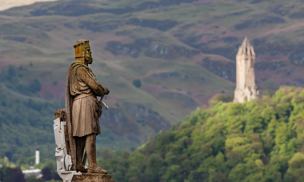 Robert the Bruce, Outlaw King