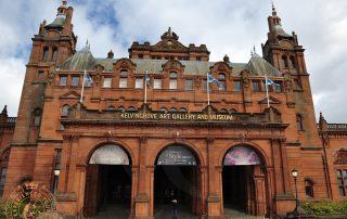 The Kelvingrove Gallery in Glasgow