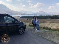 Touring in Rannoch Moor