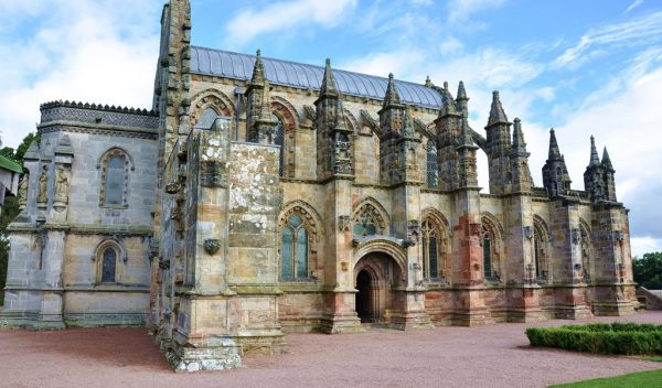 Private Tour of Rosslyn Chapel