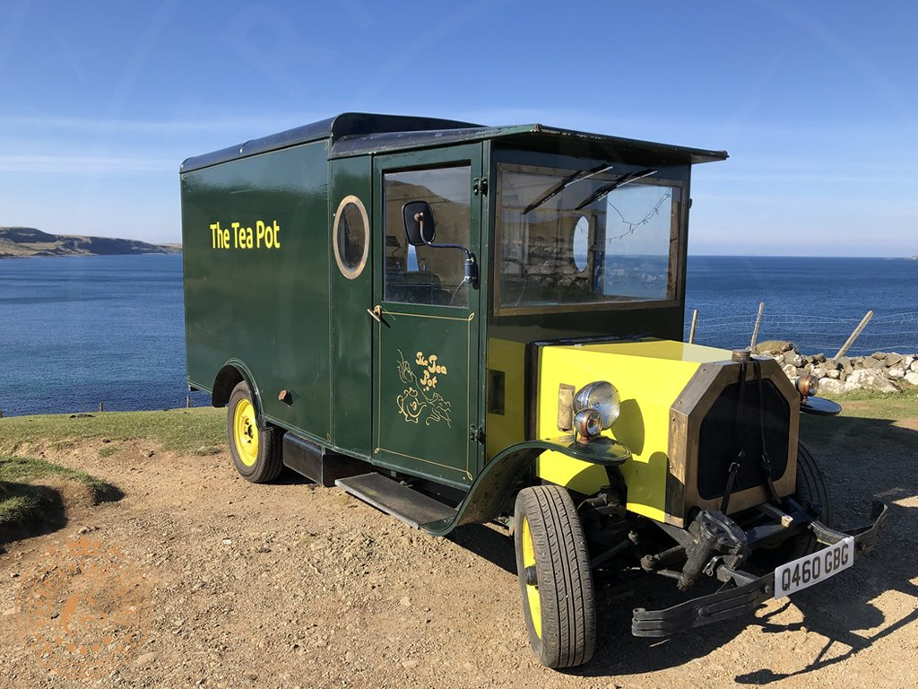 'The Tea Pot' on The Isle of Skye