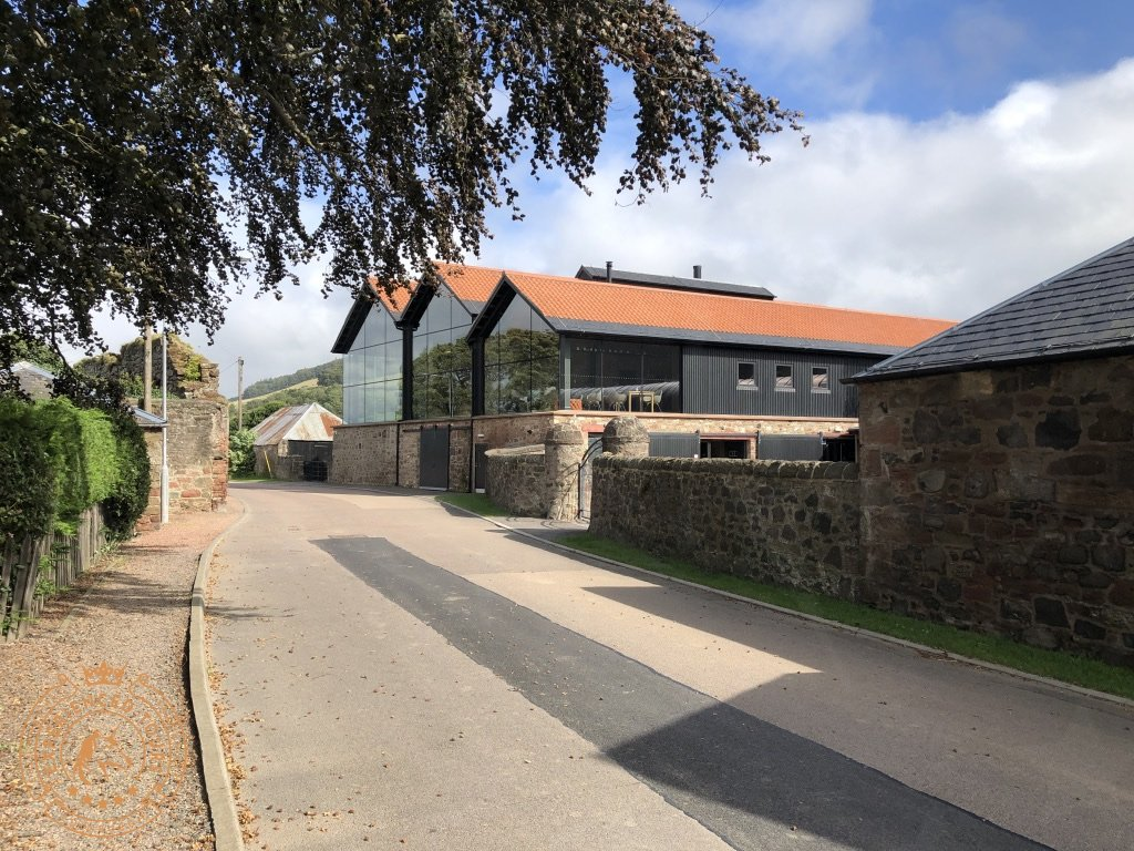 Lindores Abbey Distillery in Fife
