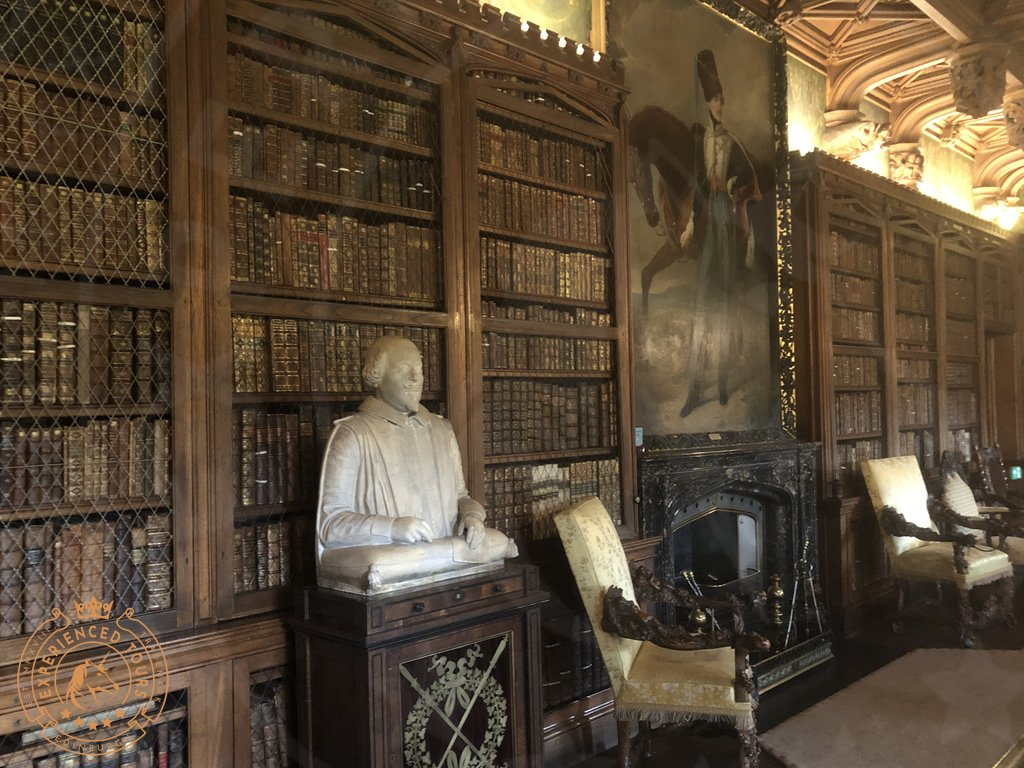 Drawing Room at Abbotsford House