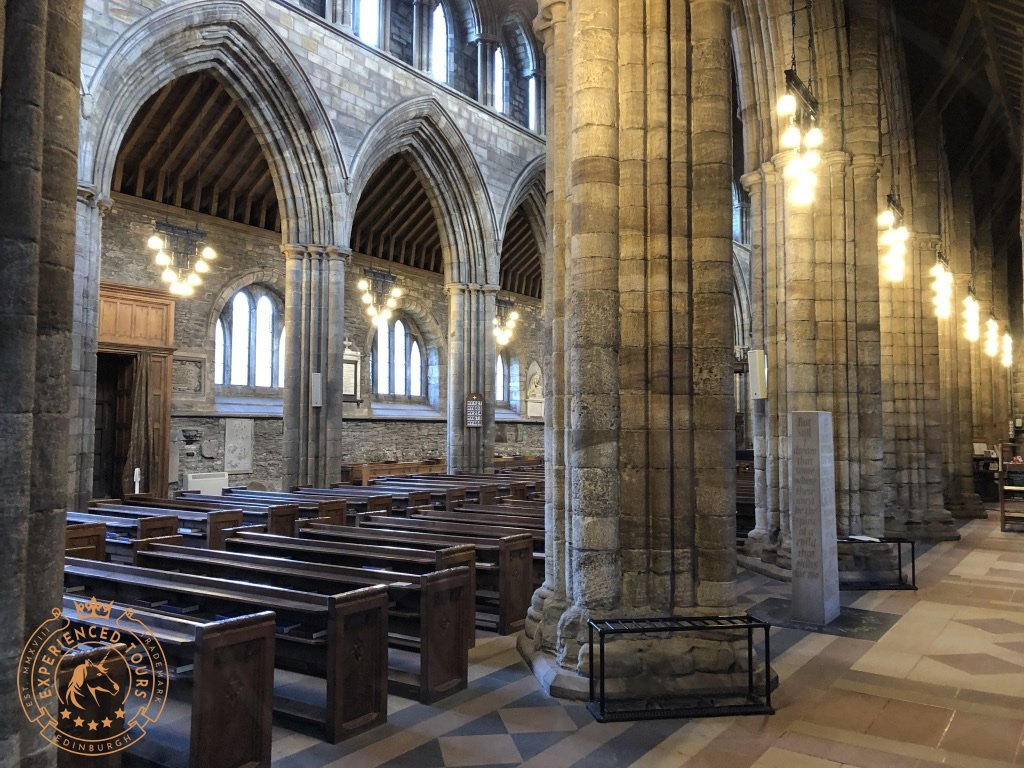 Dunblane Cathedral Nave