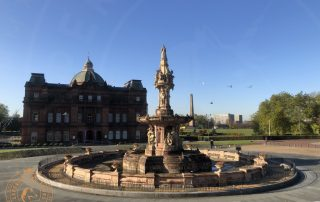 Doulton Fountain Glasgow