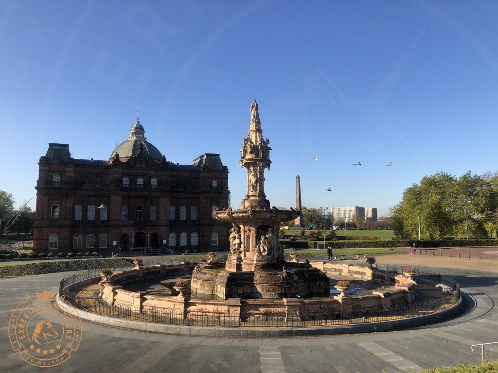 Doulton Fountain Glasgow