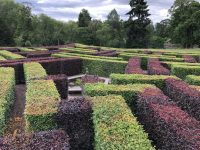 The Murray Star Maze at Scone Palace