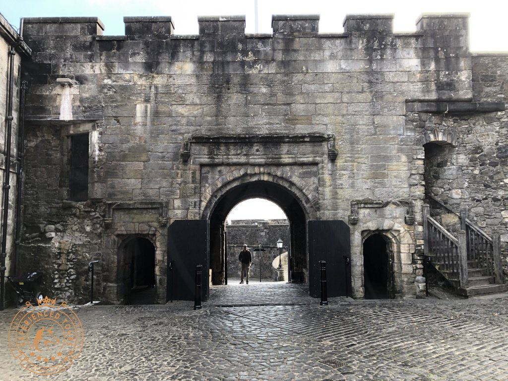 Inner Gate at Stirling Castle