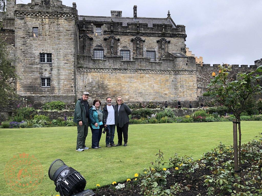Queen Anne Garden at Stirling