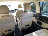 Middle Seats of Van