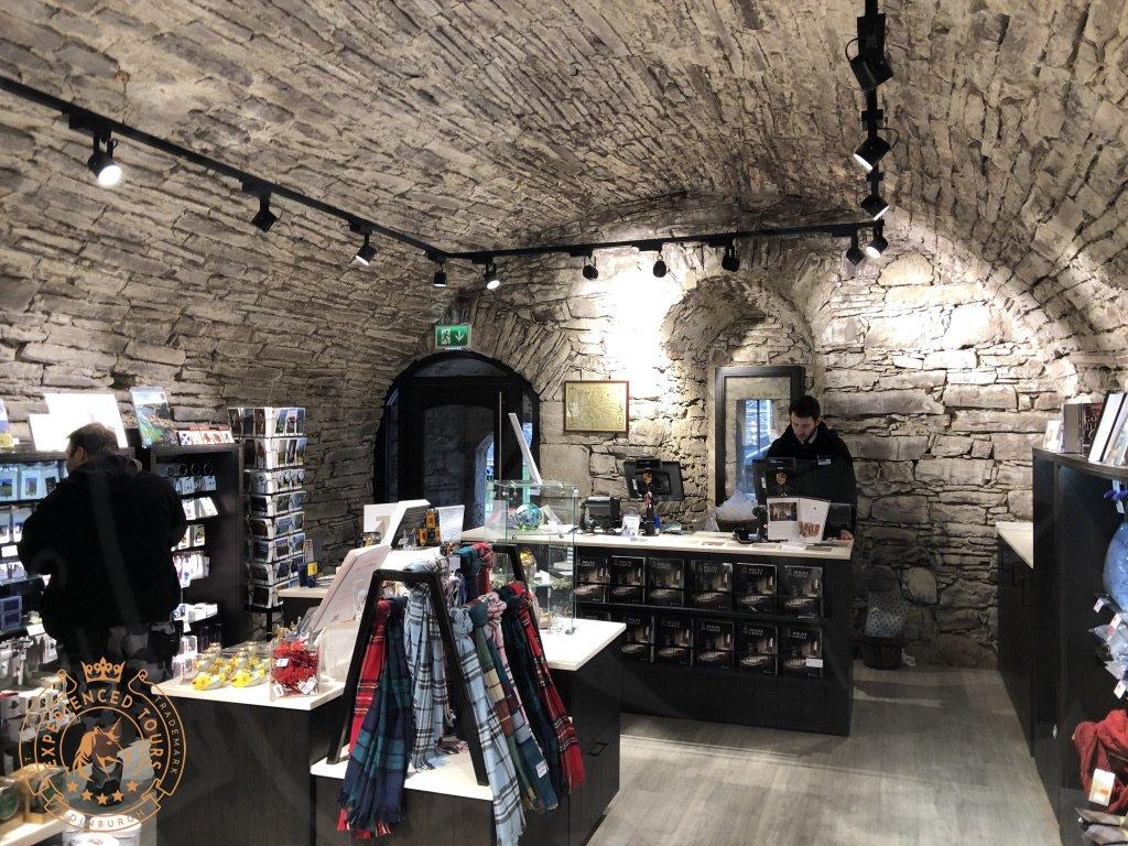 The Gift Shop at Doune Castle
