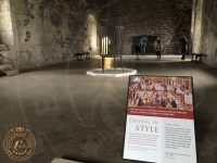 The Great Hall at Doune Castle