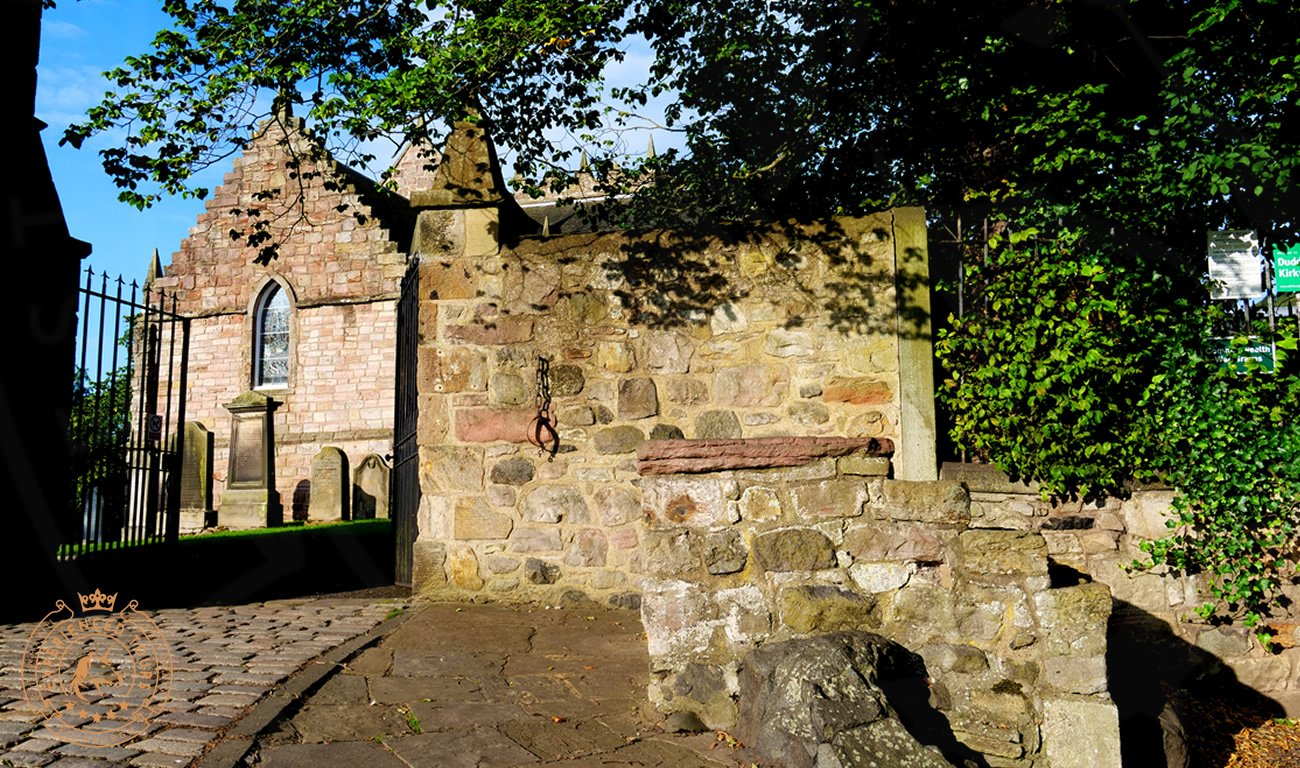 Duddingston Kirk Jougs