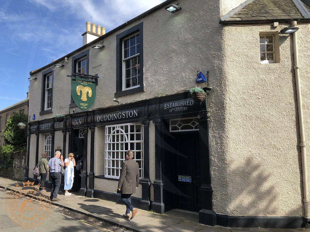 Duddingston Village private tour
