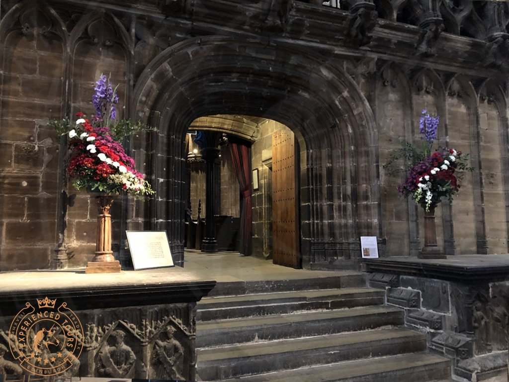 The Chancel of Glasgow Cathedral