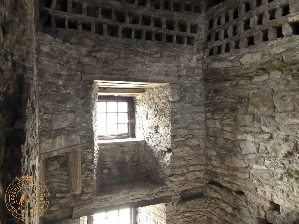 The Doocot at Huntingtower Castle